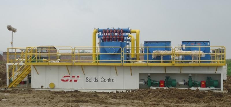 mud tank system