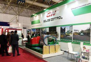 gn centrifuge at iran oil show